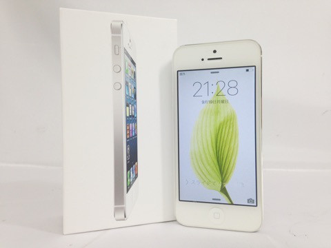 Apple / iPhone5
