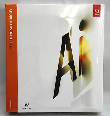 Adobe Illustrator CS5 イラストレーター Win 通常版